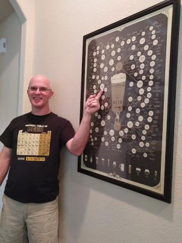 Beer Poster and Beer T-Shirt